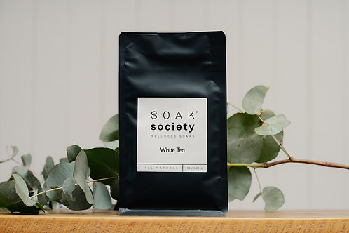Society Soak Wellness Soak - White Tea 250g