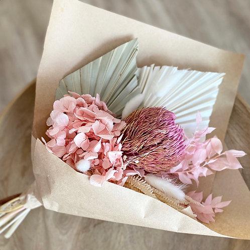 DRIED FLOWER BOUQUET Vibrant