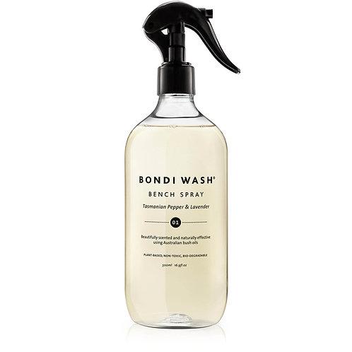 Bondi Wash Bench Spray Lemon Tea Tree and Mandarin 500ml