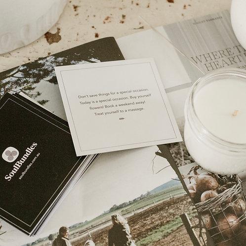 Soul Bundles Affirmation Cards