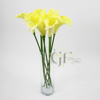 56cm Calla Lily GF60399 - Yellow