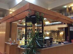 Artificial Plants in Bar