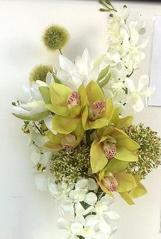 Artificial Graveside Flowers