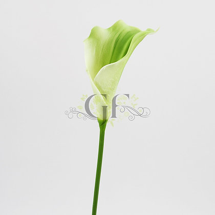 56cm Calla Lily GF60399 - Green