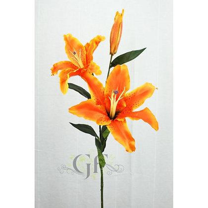 92cm Tiger Lily GF60161 - Orange