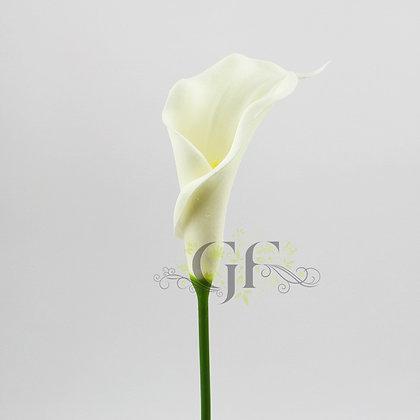 56cm Calla Lily GF60399 - White