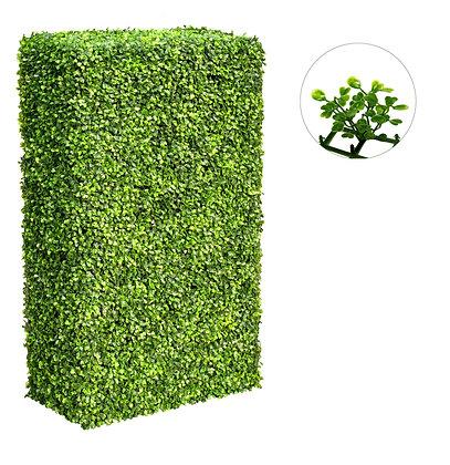 Large Boxwood Hedge 200Hx100Wx30D