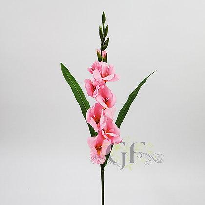85cm Gladiolus  GF60422 - Pink