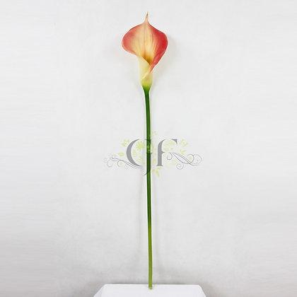 75cm Open Bloom Calla Lily GF60075 - Pink
