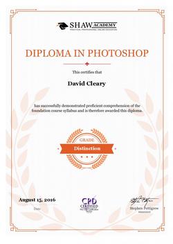 Photoshop Diploma