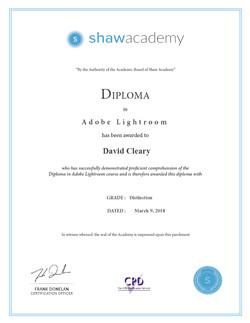 Lightroom Diploma