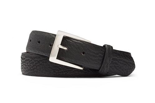 "1 3/8"" Shark Belt with Brushed Nickel Buckle"