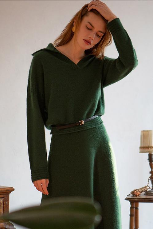 Brenda Collared Sweater