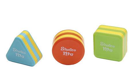 Shaped Shaker