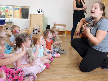 How can Baby Beats benefit Early Years Learning?