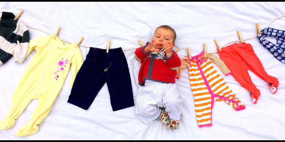 The Great Baby Beats Clothes Swap