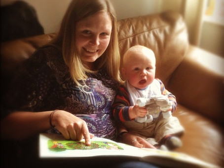 Why Baby Beats loves World Book Day