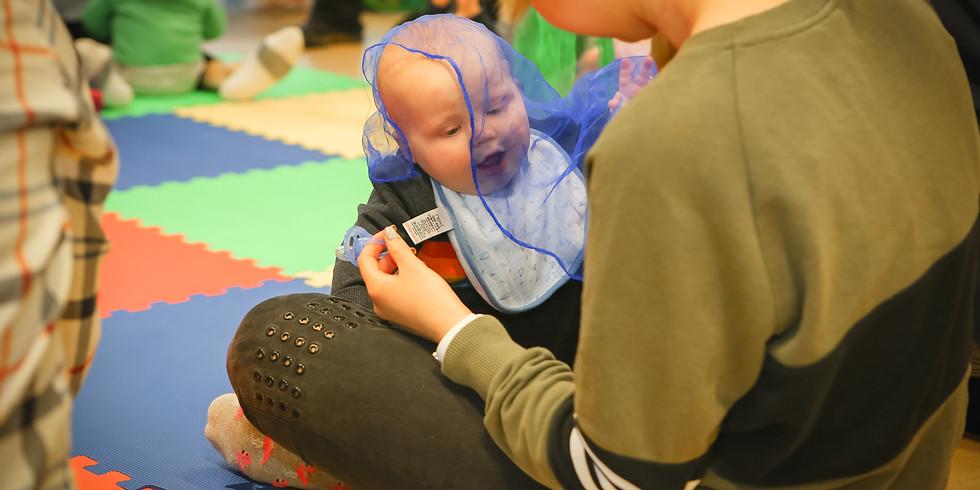 Baby Beats Taster Baby Class