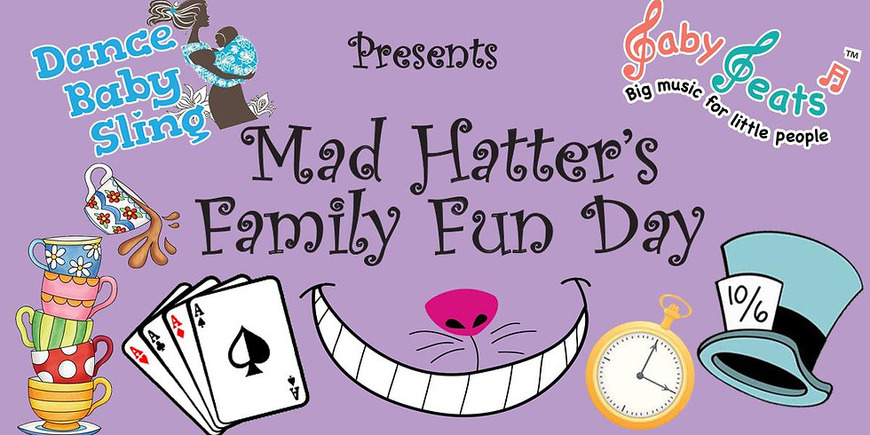 Mad Hatter's Family Fun Day 2019