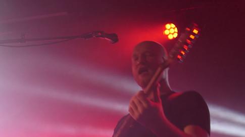 Le Cri - Sans Contrefaçon live au Backstage