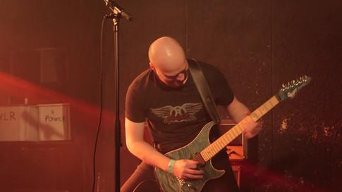 Le Cri - Quel Horizon live au Backstage