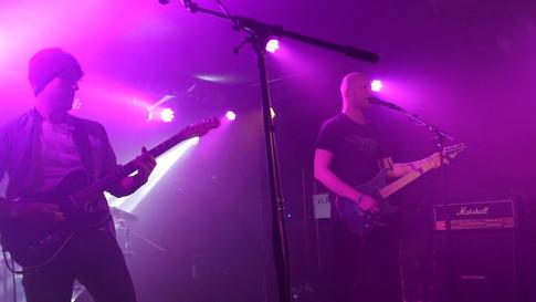 Le Cri - Mauvais Garçon live au Backstage