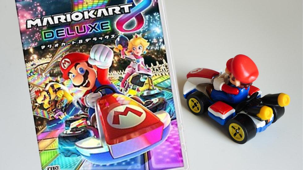 MarioKart 8 Deluxe (Nintendo Switch)