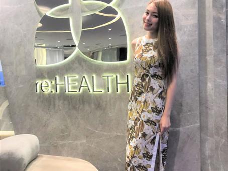 [星級演員] 親身試驗 綜合個人健康100項體檢