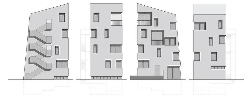Habitação popular verticalizada