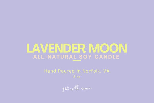 GWS Candle - Lavender Moon