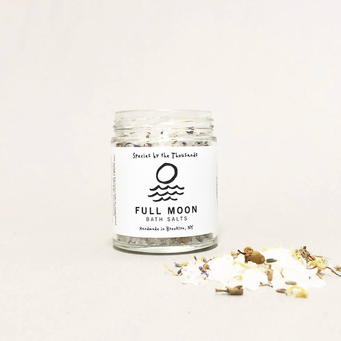 Species by the Thousands - Full Moon Bath Salts
