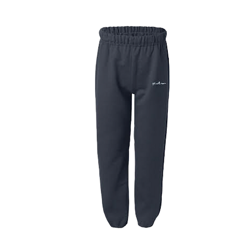 Logo Sweatpants - Navy