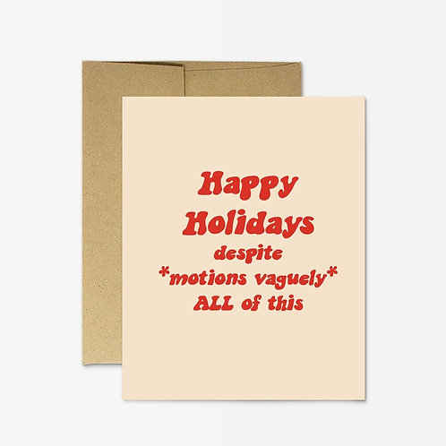 PMPC - Happy Holidays