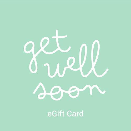 Get Well Soon eGift Card