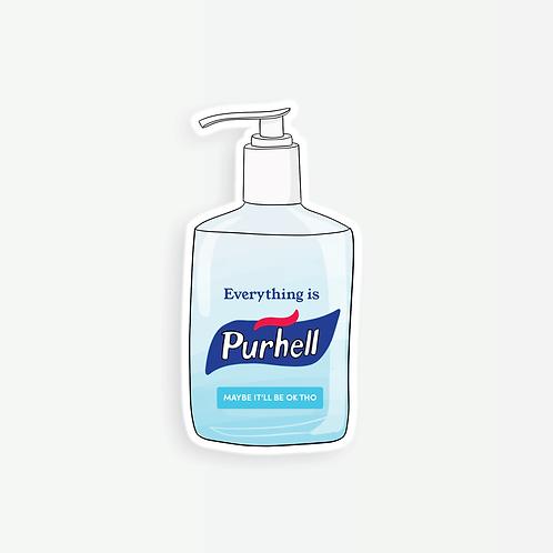 PMPC - Purhell Sticker