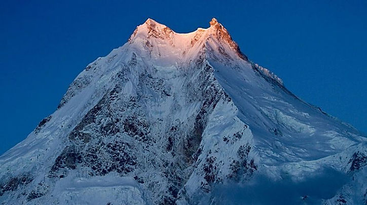 Mount Manaslu 8156 m Expedition