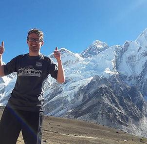 Everest Base Camp trek with SKA