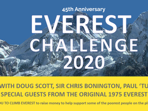 Everest Challenge 2020 Update - We've NEARLY reached the target!!!