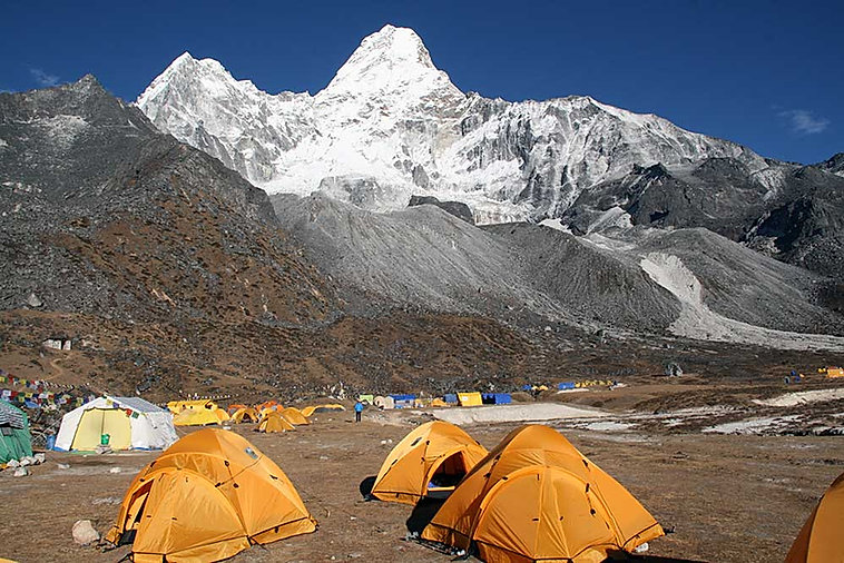 Ama Dablam Base Camp Trek