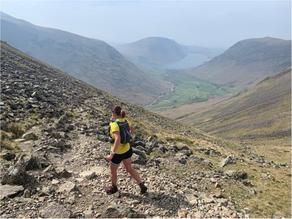 Mel Steventon is running/hiking the length of Nepal!