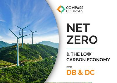 NET ZERO AND THE LOW CARBON ECONOMY FRON