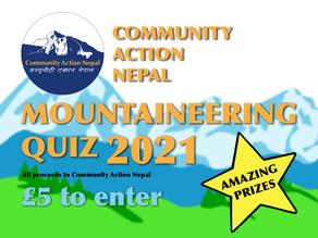 Mountaineering Quiz 2021!