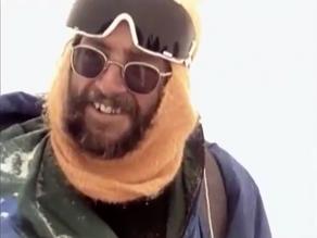Doug Scott awarded honorary membership of The International Climbing and Mountaineering Federation