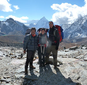 3 pass treks in Nepal, Renjo la pass