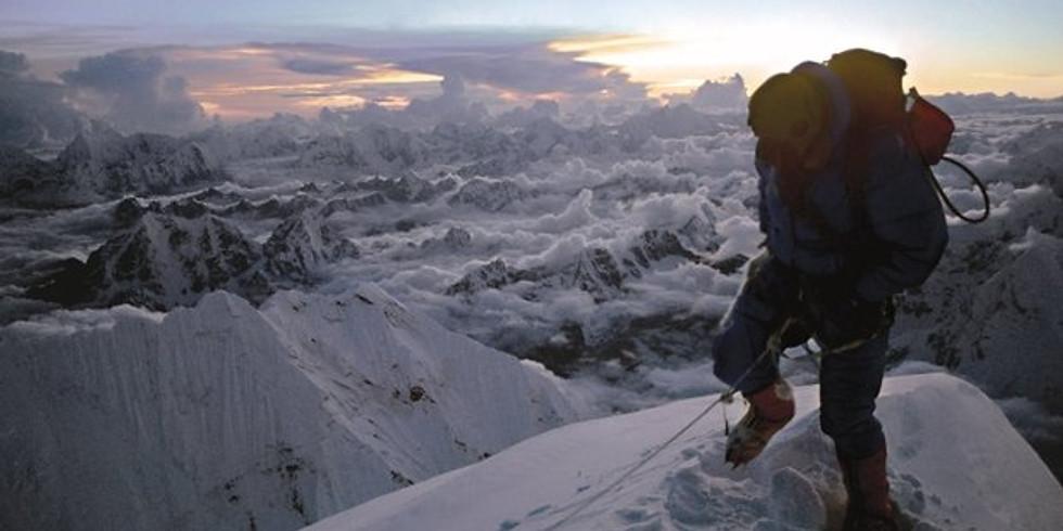 THE ARK CENTRE, BASINGSTOKE: The Hard Road To Everest with Doug Scott
