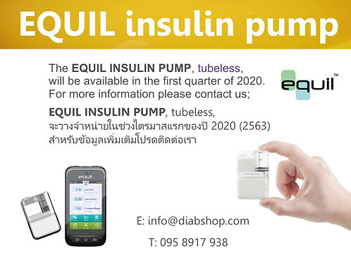EQUIL INSULIN PUMP