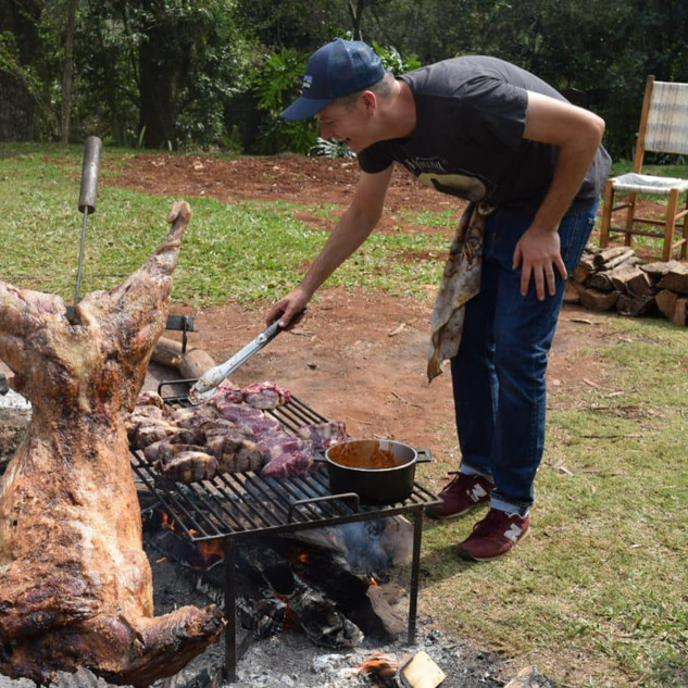 Whole Lamb Asado