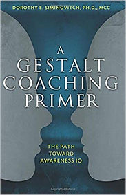 A Gestalt Coaching Primer, towards awareness IQ by Dorothy E. Siminovitch