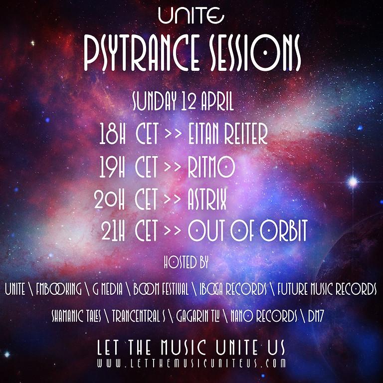 Unite - PsyTrance Sessions 06