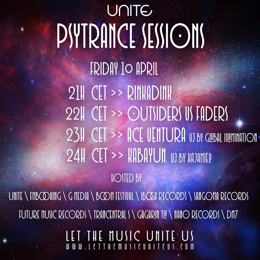 Unite - PsyTrance Sessions 04